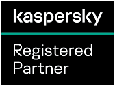 Kaspersky Registered Partner